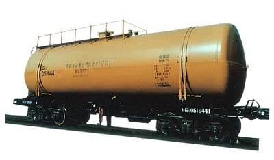 G17K viscous oil tank wagon