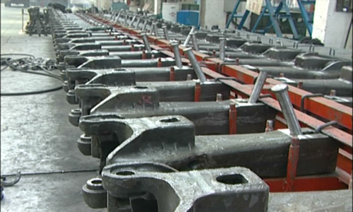 Wagon Fittings Production